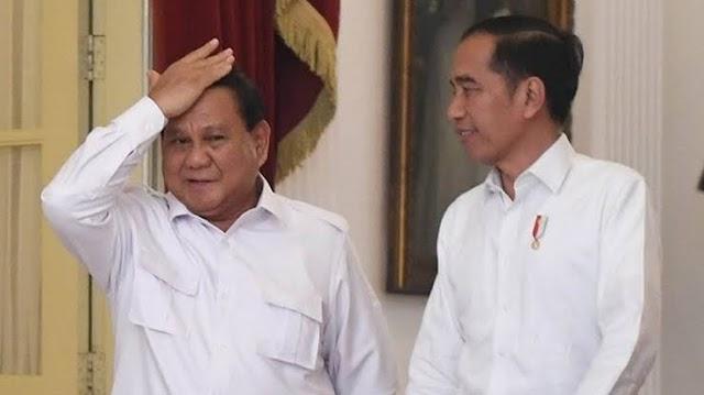 Survey : Apakah anda menyesal telah memilih Prabowo Subianto di Pilpres 2019?