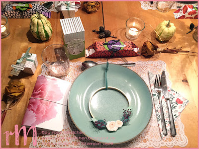 Stampin' Up! rosa Mädchen Kulmbach: Swaps vom Teamtreffen bei Moni in Coburg