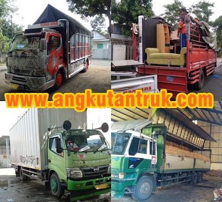Truk Ekspedisi Denpasar Surabaya