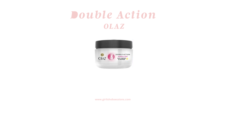 Crema double action pelli secche Olaz