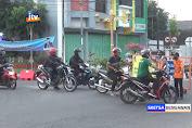 PPKM Darurat, Tiga Ruas Jalan Protokol Bojonegoro Ditutup Mulai Sore