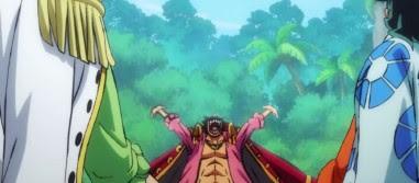 One Piece: Episódio 966 – O Desejo de Roger! Uma Nova Jornada.