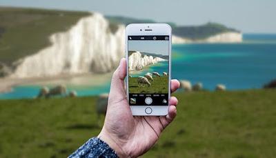 Menjual Photo Dari Smartphone Di Website Online
