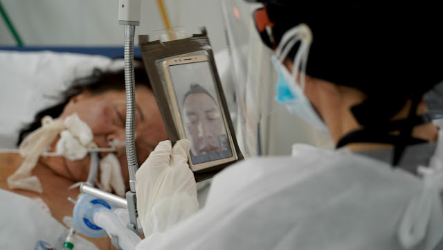 El protocolo para dar el último adiós a los pacientes críticos con covid-19 en Buenos Aires