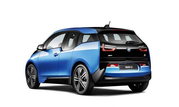 2017 BMW i3 Release Date