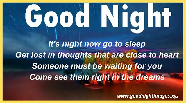 Good Night Wishes Images For Download