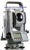 Jual Total Station GoWin TKS-202N Akurasi 2 Detik dan Laser 500Mtr