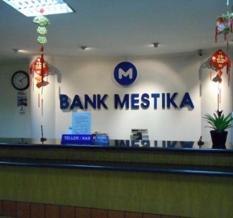Alamat dan Nomor Telepon Kantor Bank Mestika di Tebing Tinggi