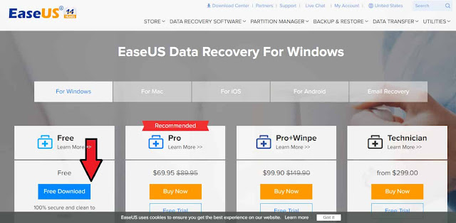 Deleted Data Recovery, data recovery tool, recover data again