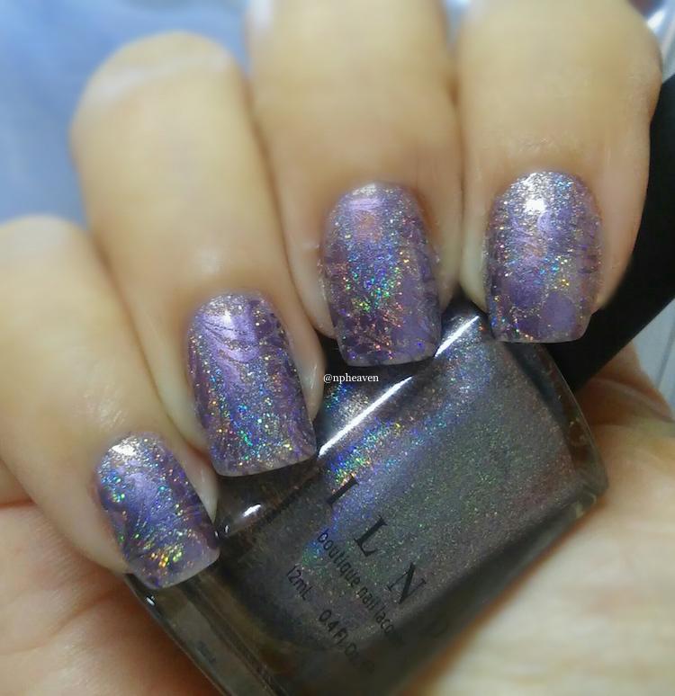 moyra metal nail stamping