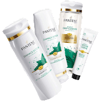 شامبو PANTENE purify clarifying