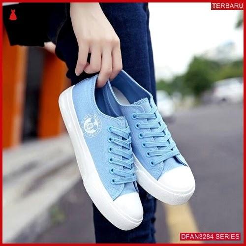 DFAN3284S37 Sepatu Ys 07 Poxing Wanita Mickey Sneakers BMGShop