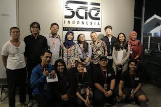 Beasiswa SEA Indonesia
