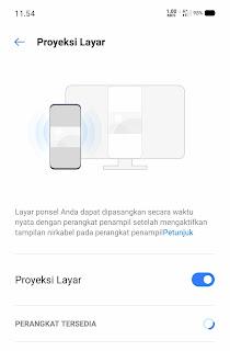 Menyambungkan HP ke TV dengan Aplikasi