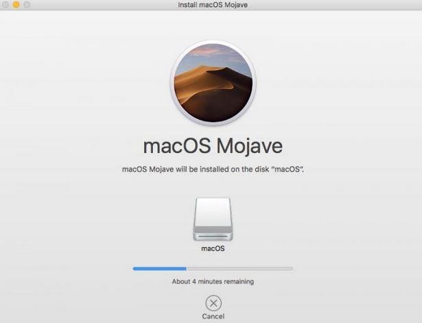 Cara Instal Mac OS Dengan Flashdisk