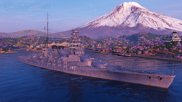 Mutsu world of warships