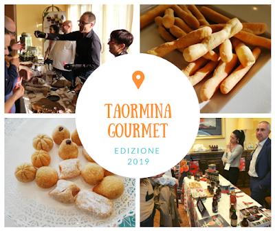 taormina gourmet 2019 recensione food blogger