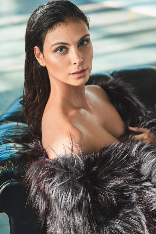 Did not morena baccarin hot are not
