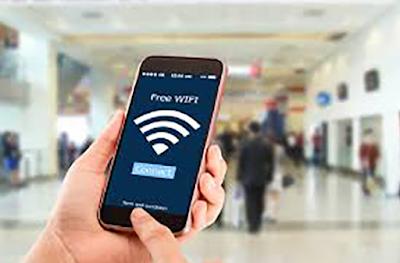 Jangan Menggunakan Jaringan WiFi Umum