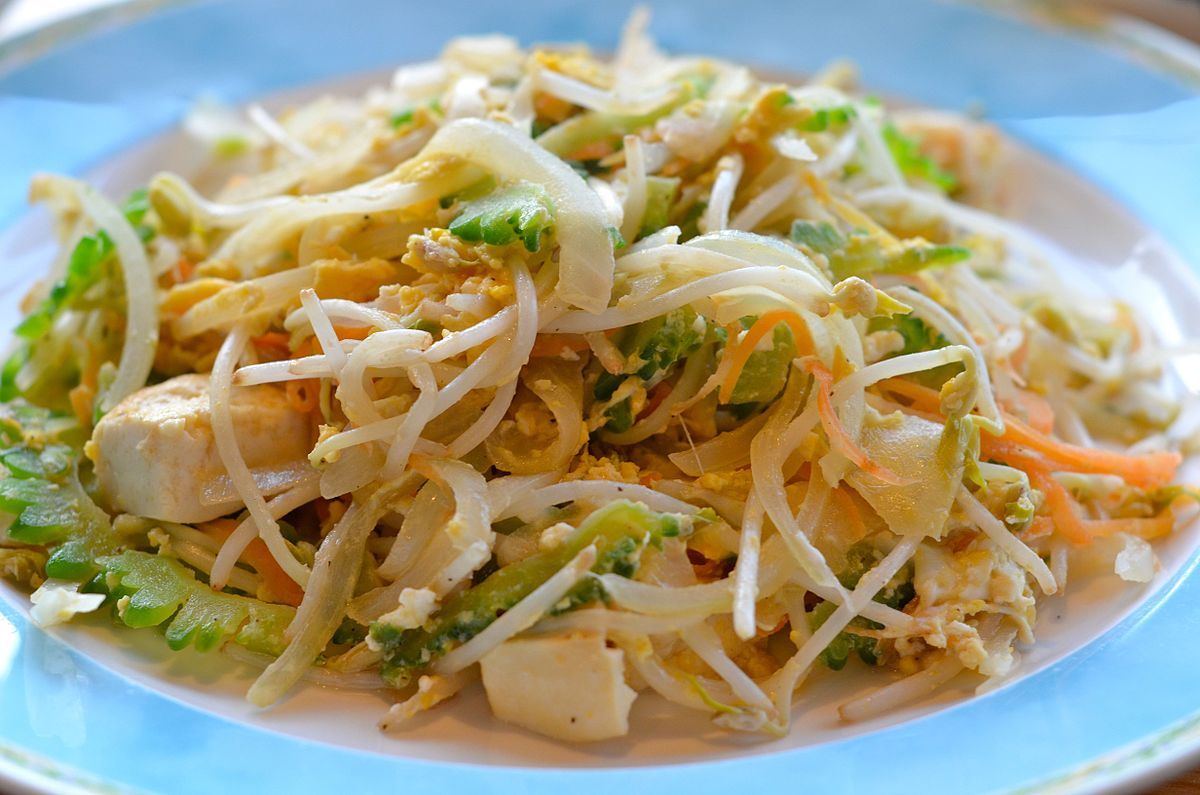 沖繩-美食-推薦-必吃-Okinawa-food-餐廳-什錦炒苦瓜