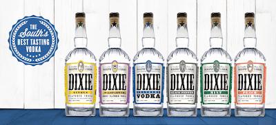 About Dixie Vodka