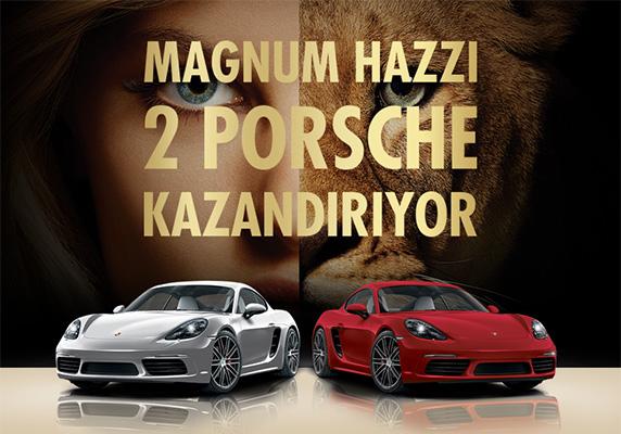 magnum çekiliş, magnum çekiliş sonuçları, 2017 Porsche 718 Cayman, Magnum Porsche çekilişi 2017,