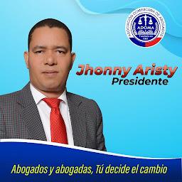 Abogado Jhonny Aristy.
