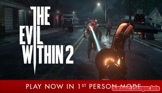 Download Game The Evil Within 2 Full Crack