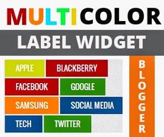 tags effect widget
