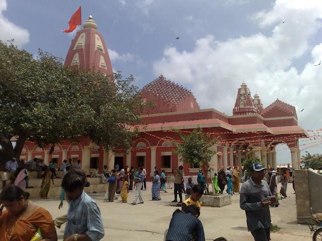 Nageshvar joytiling Temple, नागेश्वर ज्योतिर्लिंग मंदिर