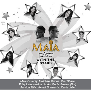 Pasto & Prilly Latuconsina - Pasto with the Stars on iTunes