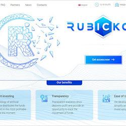 Rubickon: обзор и отзывы о rubickon.io (HYIP СКАМ)