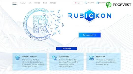Rubickon: обзор и отзывы о rubickon.io (HYIP платит)