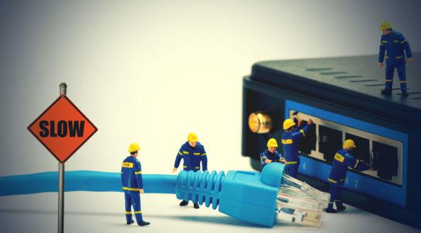 Cara Mudah Mempercepat Koneksi Internet