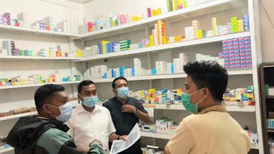 Jual Obat Covid-19 Harga Tinggi, Apotek di Deliserdang Digerebek Polisi
