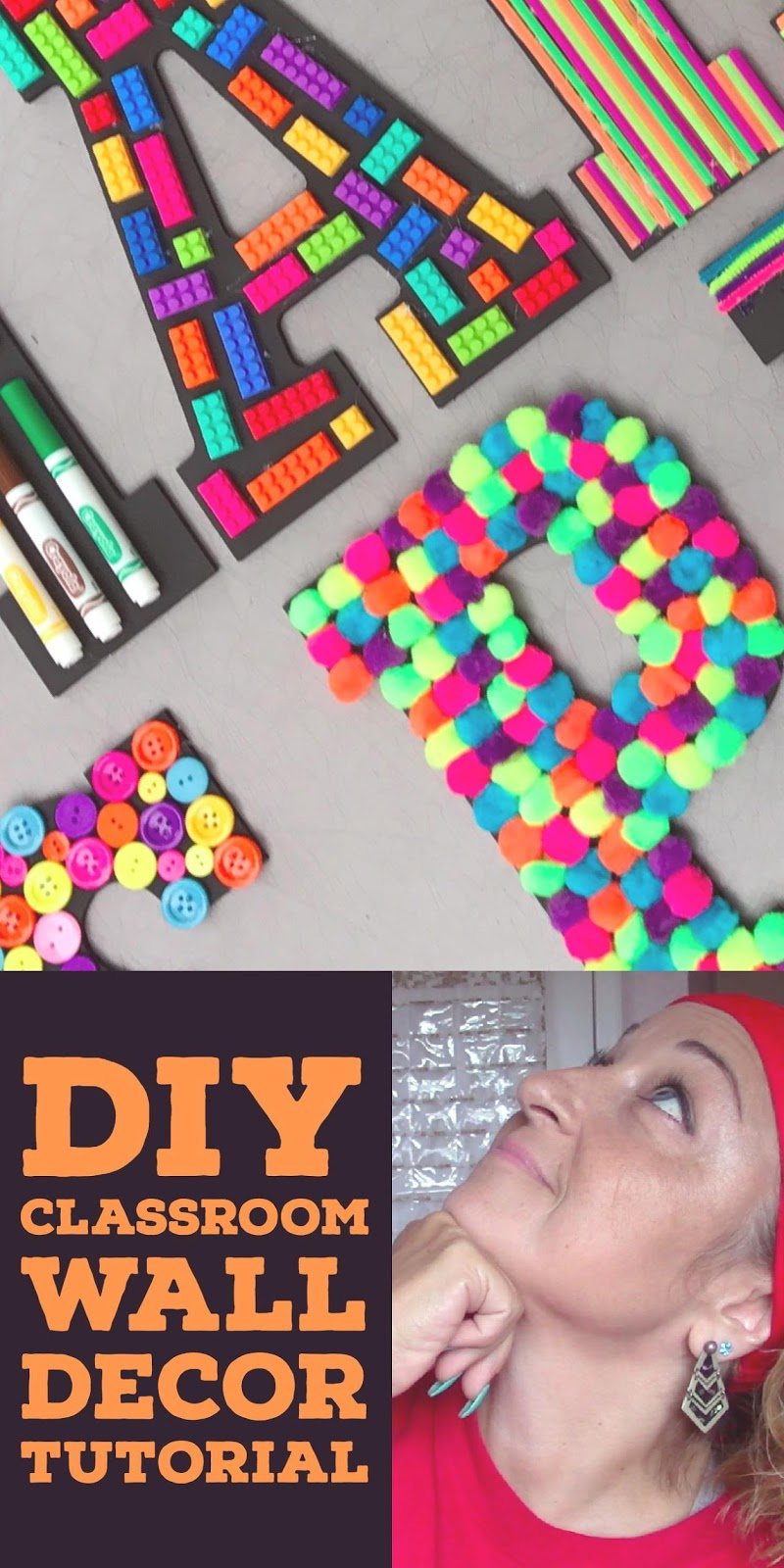 Diy Makerspace Classroom Wall Decor Sizzle And Sparkle