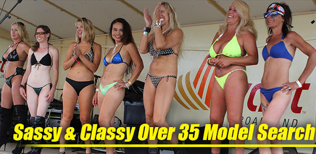Sassy & Classy Over 35 Model Search