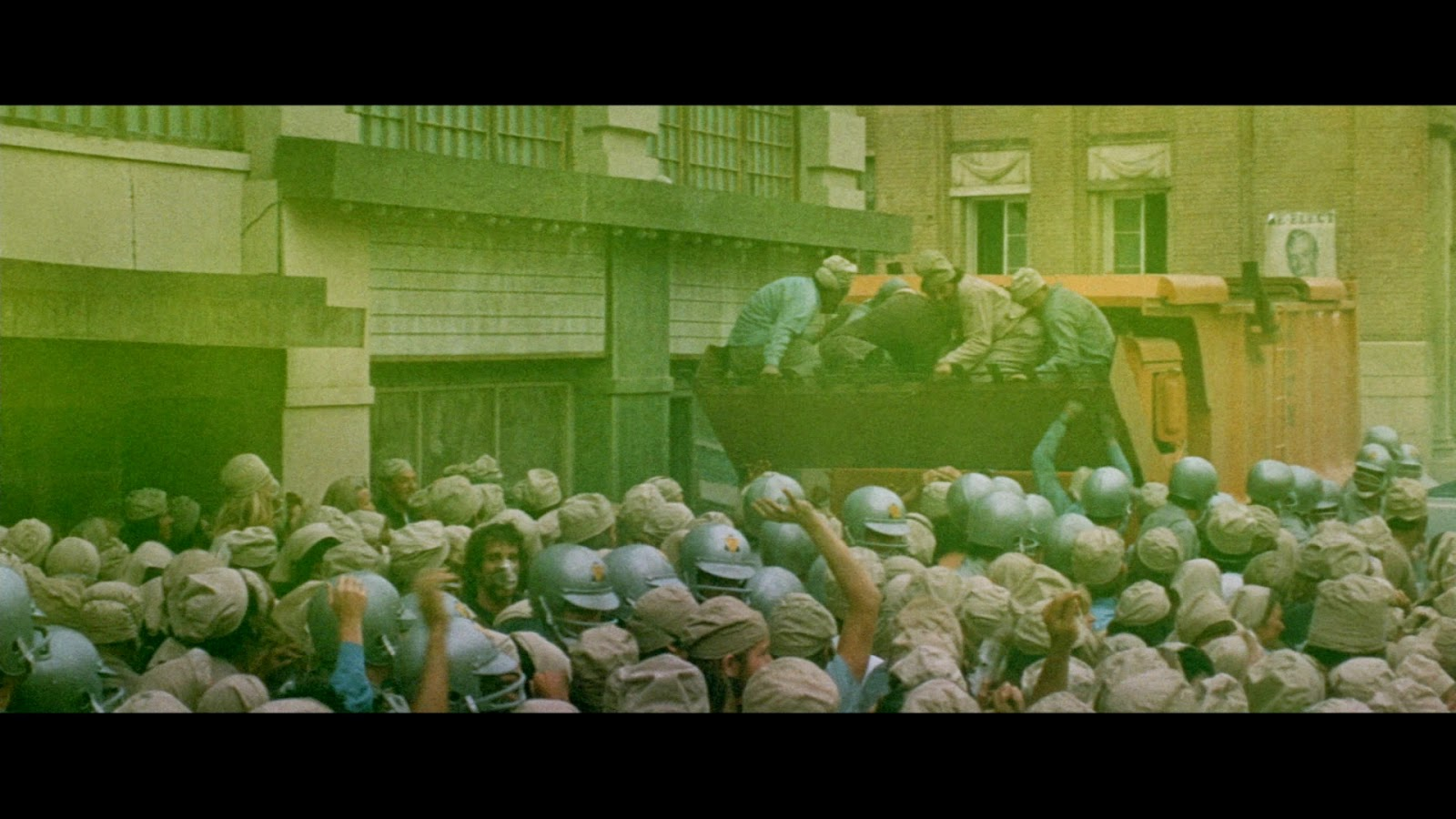Soylent Green Going Home