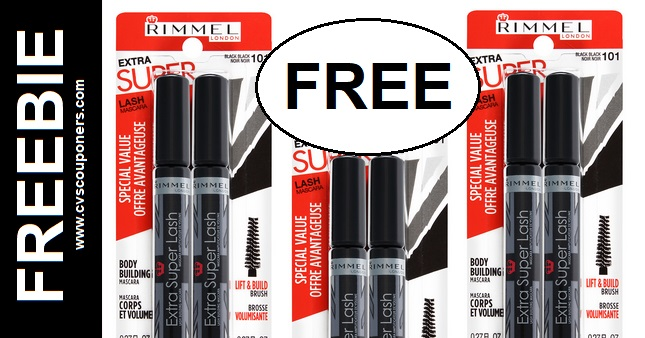 MONEY MAKER Rimmel Mascara CVS Deal 811-817