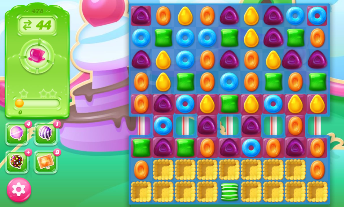 Candy Crush Jelly Saga saga 475