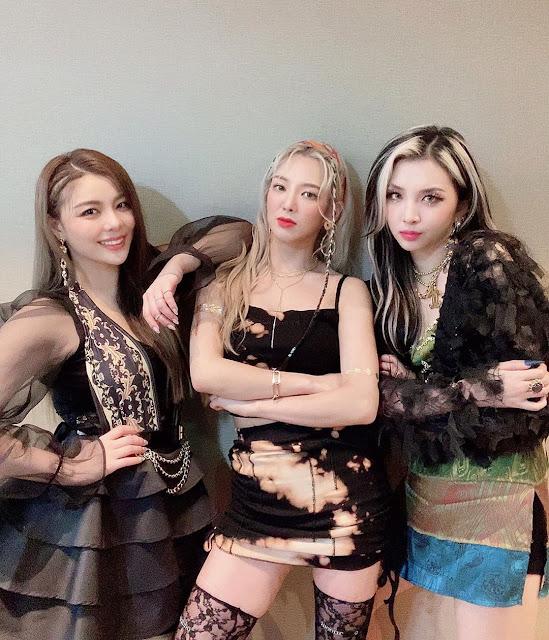 snsd hyoyeon ailee jiwoo