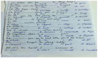 المراجعة النهائية فى اللغة الانجليزية للصف السادس الابتدائى الترم الثانى المراجعة النهائية انجليزي ساتة ابتدائى ترم تانى