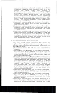 Surat Edaran Tentang Kriteria dan Persyaratan Perjalanan Orang Dalam Masa Pelonggaran PSBB Menuju Tatanan Baru - Tarakan Info