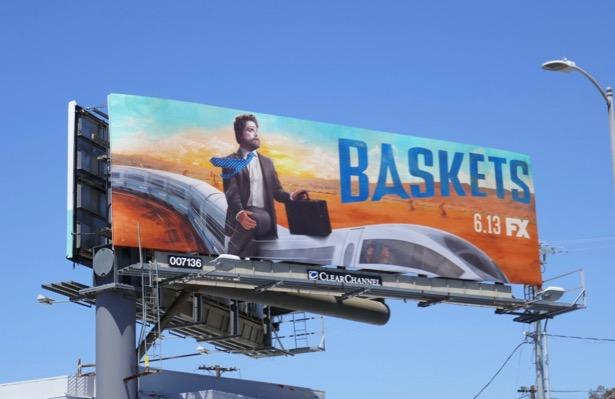 Baskets season 4 billboard