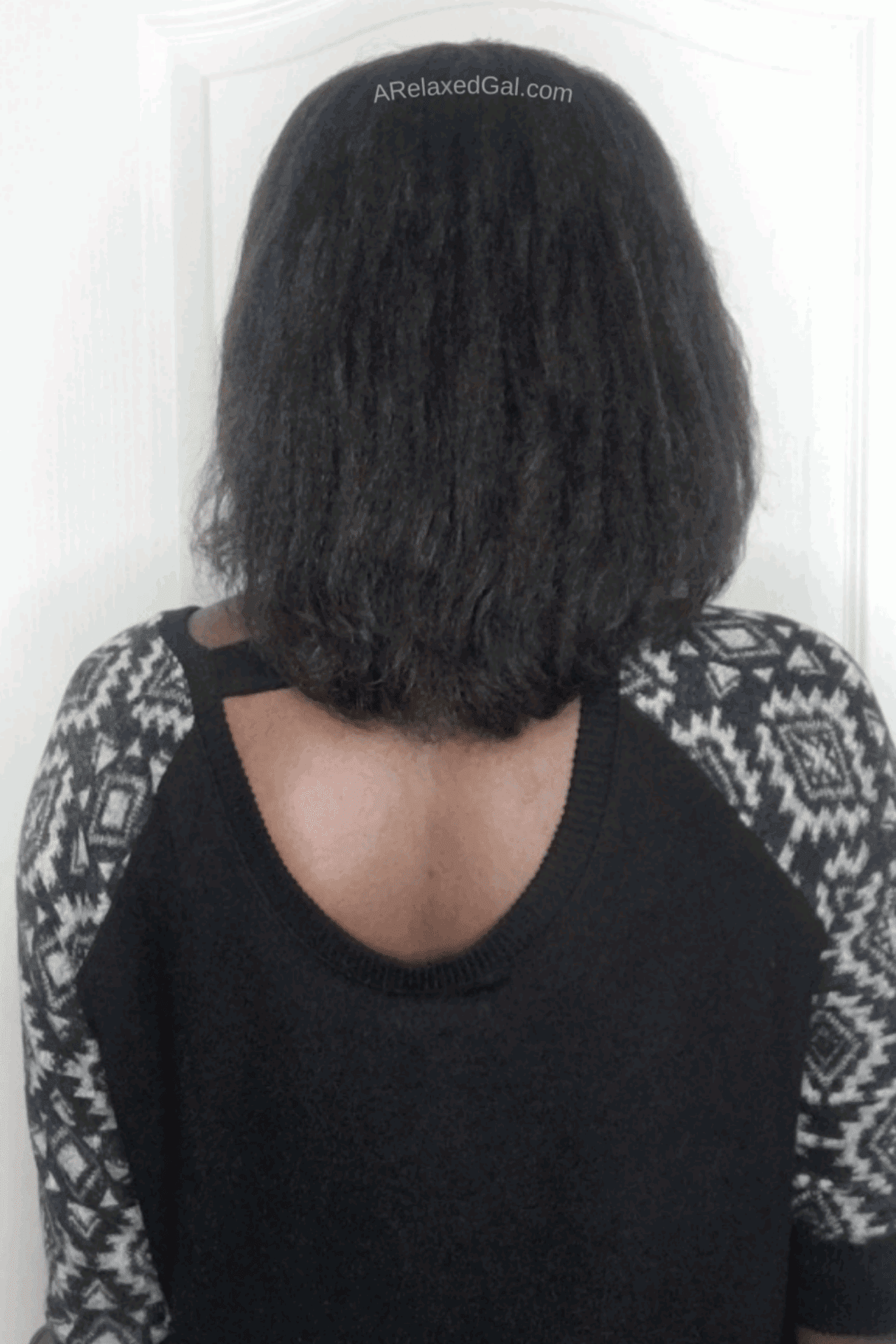 Dealing With Under-processed Relaxed Hair | A Relaxed Gal