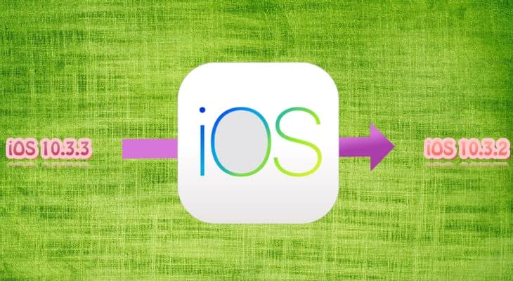 After releasing iOS 10.3.3 a month ago, Apple has stopped signing iOS 10.3.2 that means users will not able to upgrade or downgrade their iOS devices to iOS 10.3.2 ever again.