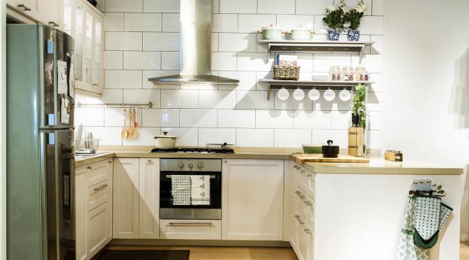 Cara Membuat Dapur Idaman