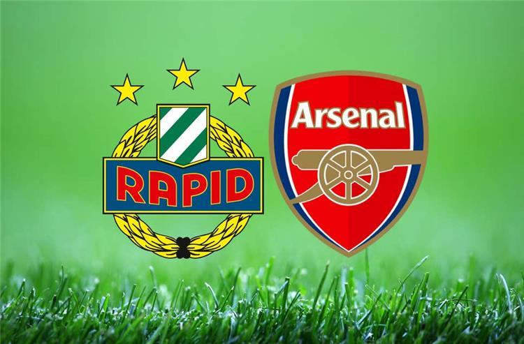 بث مباشر مباراة أرسنال ورابيد فيينا