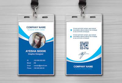 Kartu Nama (ID Card)