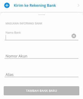 detail informasi dana transfer